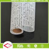 OEM напечатал крен пергаментной бумаги для розницы супермаркета