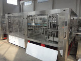 Machine de remplissage en plastique complètement automatique de triade de bouteille de vente chaude