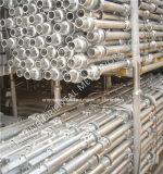 電流を通される熱いすくいの産業サービスのためのCuplockの足場