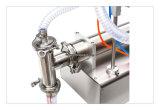 Máquina de rellenar del tubo plástico semi automática