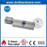 Cylindre de verrouillage de porte en laiton