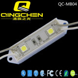 2LEDs 5050SMD 0.48W IP65 video LED Zeichen-Baugruppe der Backlighting-Bildschirmanzeige-