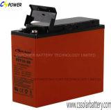 12V55ah vordere Terminaltelekommunikationsbatterie Manufucturer in China