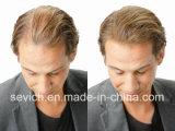 Fibre de construction de cheveu de traitement de cheveu de matière première de Sevich en vrac la poudre de fibre de cheveu