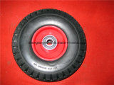 EL-624 260X85 Wheelbarrow Solid PU Foam Wheels mit Plastic Center Rim