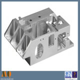 5 peças de alumínio de trituração fazendo à máquina do CNC das peças do CNC da linha central