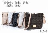 2016 Mujer de la manera del bolso de señora solapa del bolso de cuero de PU Mc Bolsa de hombro bolsa de mensajero