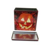 Прямоугольная коробка для олова чая и коробки олова кофеего упаковывая