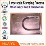 기관자전차를 위한 부속을 각인하는 OEM CNC 기계로 가공 금속