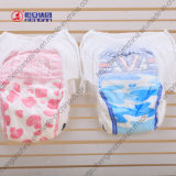 La meilleure formation remplaçable de vente halète la couche-culotte de bébé