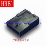 Individual Feminino Row Connector eletrônico de 3,0 milímetros Afastamento