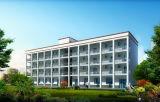 Diseño de la construcción de viviendas de la estructura de acero de la buena calidad
