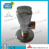 Forme en laiton Taizhou (YD-D5028) de robinet à tournant sphérique de cornière