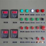 Máquina da produção da tubulação do PVC com a extrusora de parafuso dobro