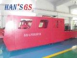 Máquina de estaca protegida 2000W do laser da fibra do metal da manufatura 500W 1000W