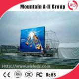 Gut-Wasserdichte P8 im Freien farbenreiche LED Baugruppen-Bildschirmanzeige