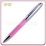 昇進によって個人化されるゴム製安い金属球のペン