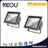 高い発電の高い内腔LEDの洪水ライト10With20With30With50W