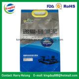 Sac de papier d'aluminium pour le liquide de produit chimique d'emballage