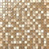 組合せカラーガラスおよび石のモザイク(VMS8120、300X300mm)