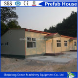 China pré-fabricou o hotel Prefab e a casa de campo das roulottes modulares barato a casa Prefab para a venda