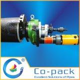 Machine taillante de pipe froide d'énergie nucléaire