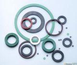 Резиновый уплотнение, колцеобразные уплотнения для резины кремния, PTFE