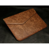 Caisse de livre de cuir véritable de marque pour l'air 2 d'iPad