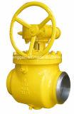 Шариковый клапан A216 Wcb установленный Trunnion