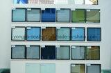 Perfil de alumínio anodizado revestimento Windows deslizante do pó