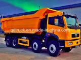 FAW JAC 8X4 380HP 덤프 트럭