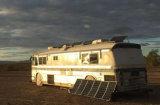 100% شمسيّ هواء مكثف لأنّ [رف], مخيّم, سيارة وسيّارة
