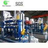 3000nm3/H 수용량 4A 분자 체 천연 가스 탈수함 단위
