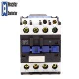 Contactor electromágnetico industrial del contactor magnético de la CA de Cjx2-2510 220V