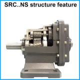 Motor Zwei-Positioniertes Verkleinerungs-schraubenartiges Getriebe-Reduzierstück der Geschwindigkeits-Src04