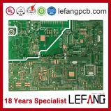 1.6mm 2 Schichten OSP Fernsteuerungsleiterplatte Schaltkarte-