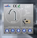 Robinet de fibre optique automatique HD5202 de mélangeur de bassin de robinet de détecteur