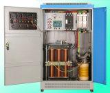 Régulateur de tension intelligent triphasé de grande capacité de la sortie 380V de l'entrée 304-456V de SBW 50kVA