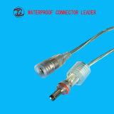 新技術2 Pinの防水男性および女性のDC電源のコネクター