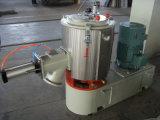Misturador plástico de alta velocidade do PVC da série do GV Shl, misturador quente