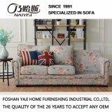 Американская софа ткани типа страны для живущий мебели M3012 комнаты