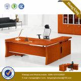 Lederner Spitzenbüro-Tisch-moderne Melamin-Büro-Möbel (NS-NW149)