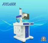 Faser-Laser-Markierungs-Maschine für transparente Materialien/Metall