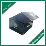 Caixa de empacotamento desaparecida lustrosa do armazenamento de papel
