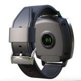 1.2 intelligente Uhr des Zoll IPS-Screen-IP54 mit Doppelbändern Bluetooth u. dynamischer Puls, Schlaf-Überwachung u. Schwerkraft-Fühler 1