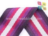 مصنع عالة نمو لون تمويه نيلون شريط منسوج لأنّ حقيبة أو لباس