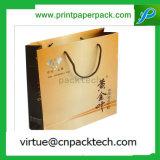 Luxe avec les sacs de vêtements cosmétiques estampés par couleur faite sur commande de logo