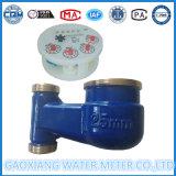 Счетчик воды установки латунного тела Dn25mm вертикальный
