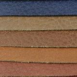 Кожа мебели кожи кожаный ботинок сумок высокого качества горячим выбитая сбыванием синтетическая (F9284)