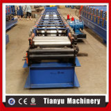 Het automatische Staal Gavanized C Purin walst het Vormen van Machine met de Snijder van de Vorm koud